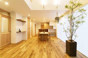 施工事例-東近江市大中町の木の家-新築のデザイン住宅