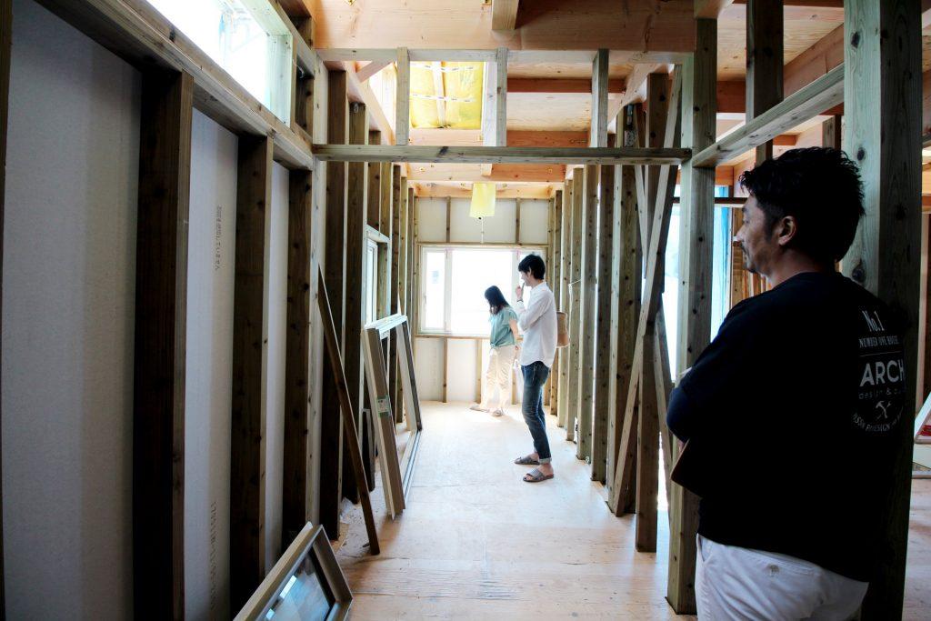 建築日誌|集の家(2016年完成)
