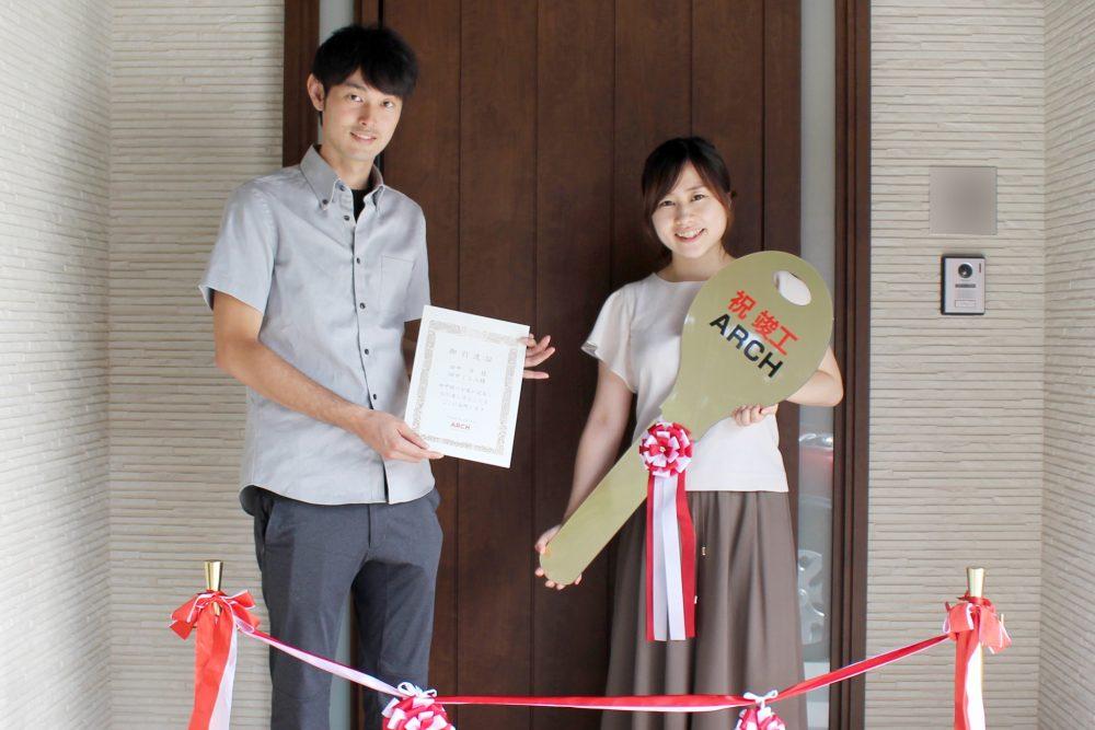 東近江市『佐野町の家』完成見学会レポート