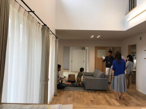 東近江市『躰光寺の家』完成見学会を開催しました