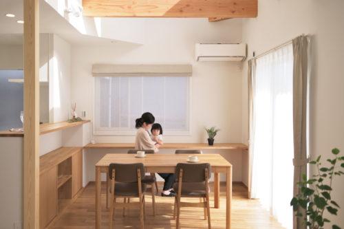建築日誌|平尾の家(2020年完成)