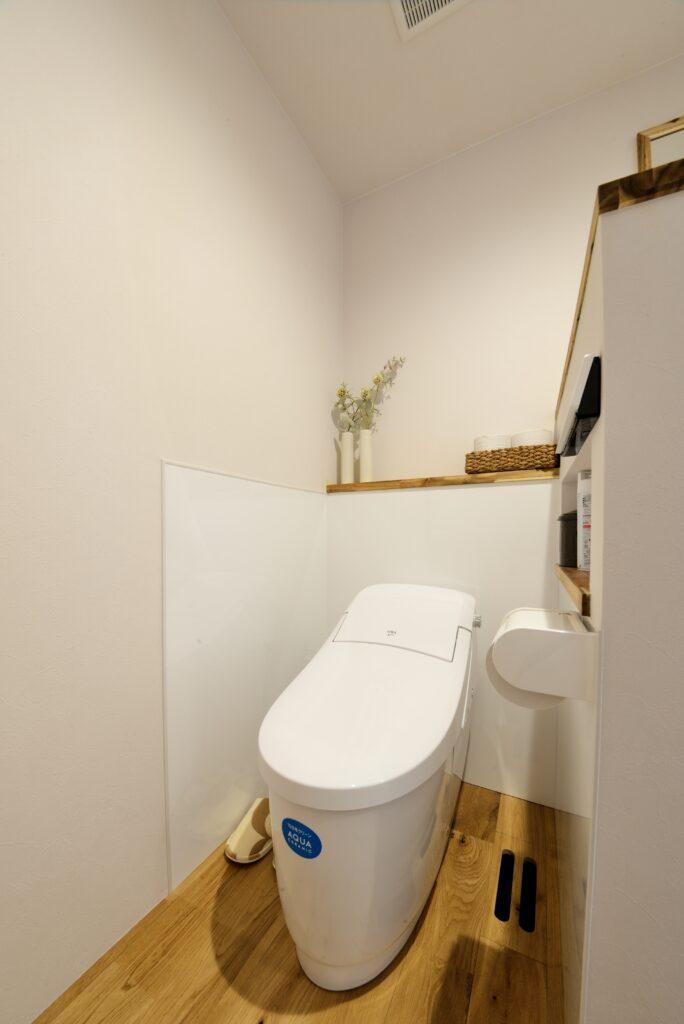 【トイレのお手入れ】LIXIL ベーシア
