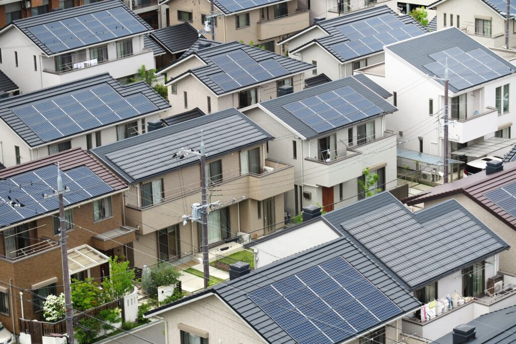 住宅の太陽光義務化が近い?