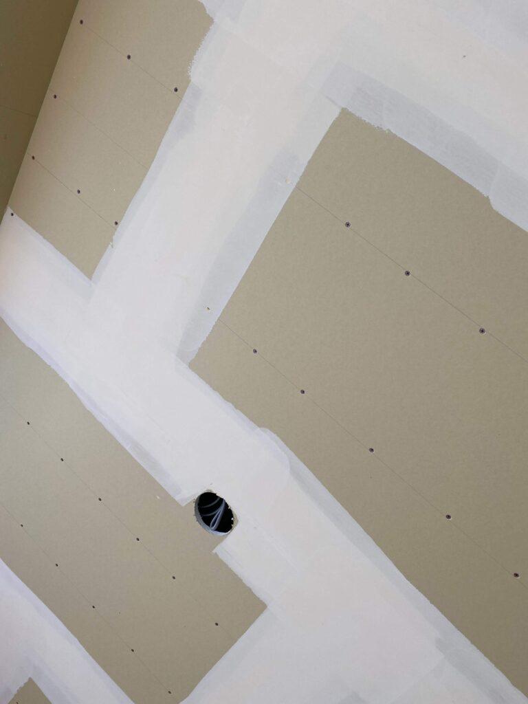 金剛寺の家|屋根の気密施工と防水シート