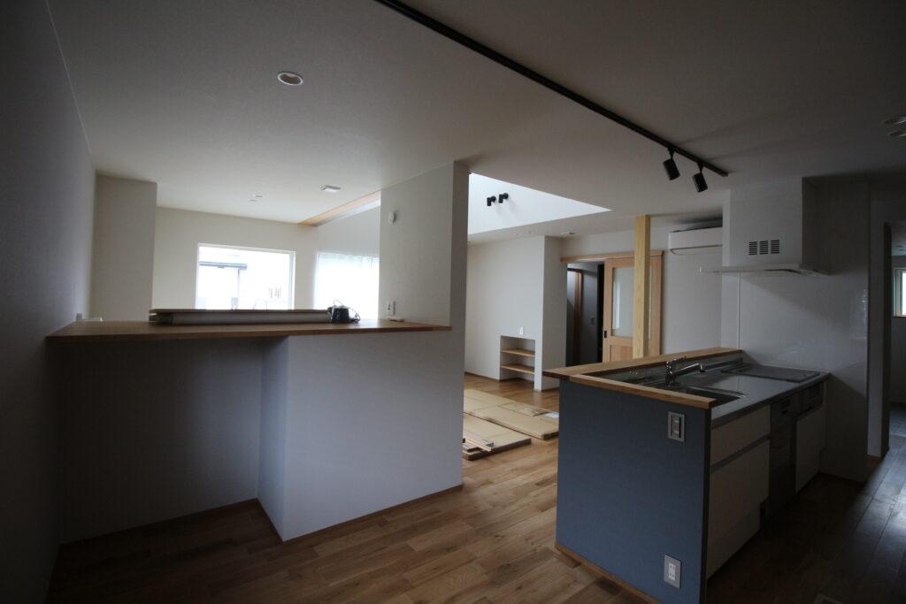 平田の家2|もうすぐ完成