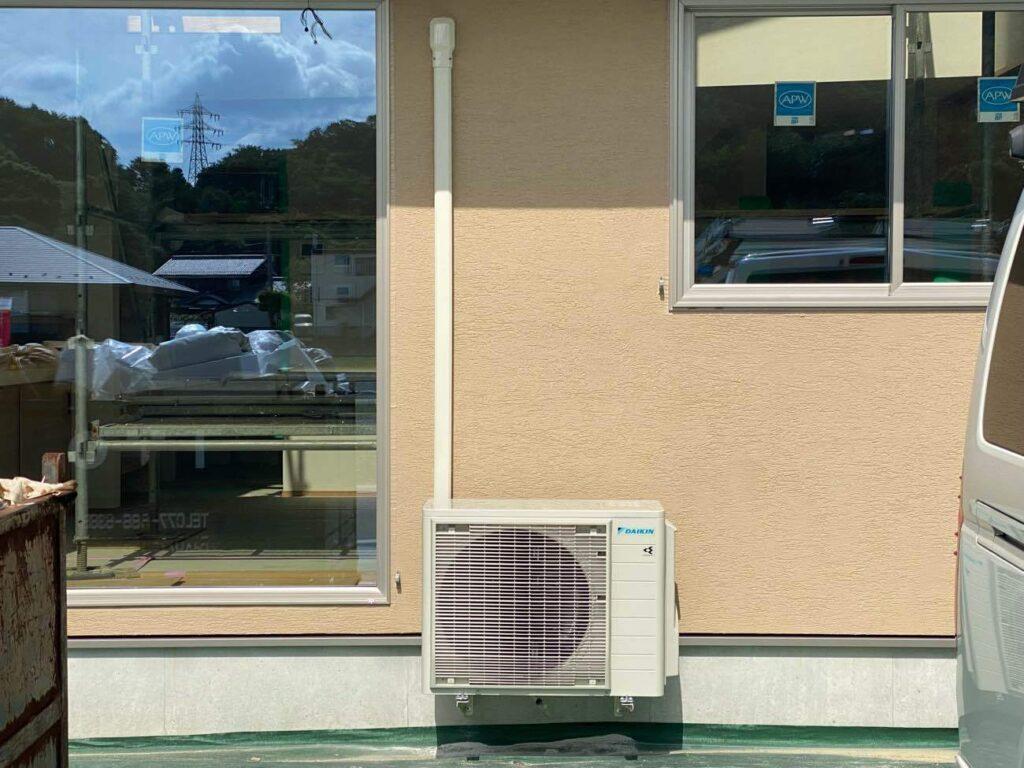 東近江市「佐野の家5」換気システム